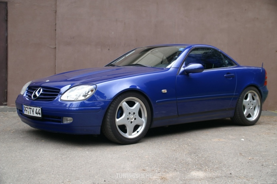 Mercedes Benz SLK (R170) 230 Kompressor Designo Bild 483447