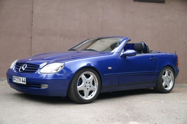 Mercedes Benz SLK (R170) 06-1997 von Dr_Schub - Bild 483448