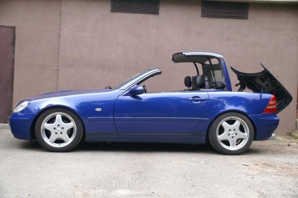 Mercedes Benz SLK (R170) 06-1997 von Dr_Schub - Bild 483450