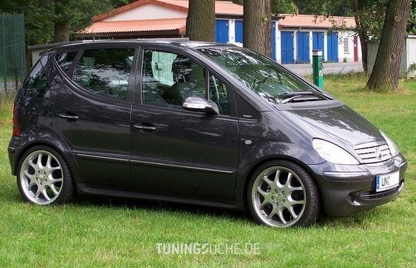 Mercedes Benz A-KLASSE (W168) 12-2001 von einluener - Bild 483570