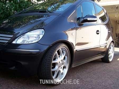 Mercedes Benz A-KLASSE (W168) 12-2001 von einluener - Bild 483571