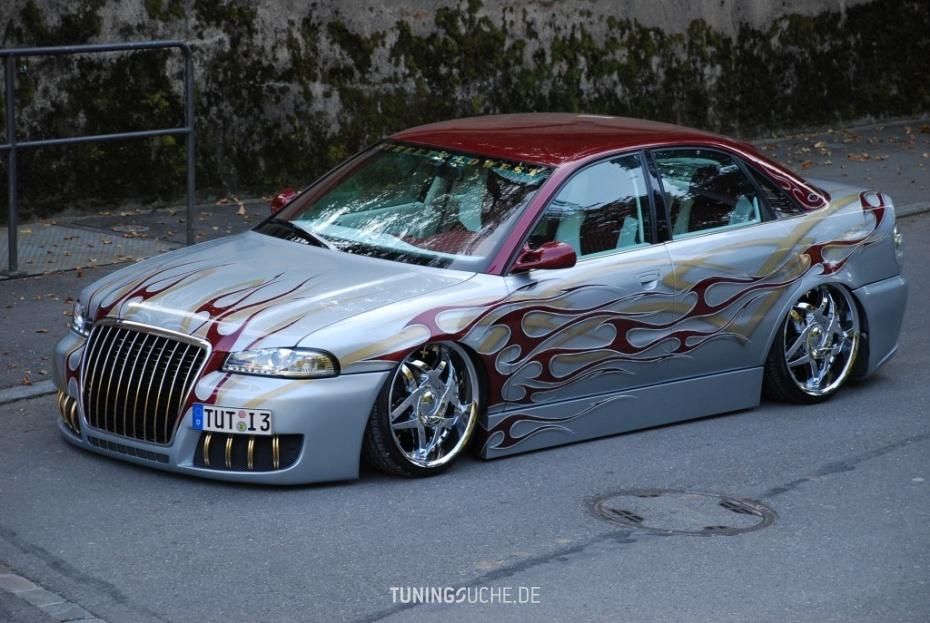 Audi A4 (8D2, B5) S4 quattro B5 Bild 483612