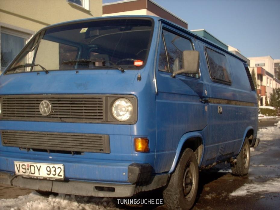 VW TRANSPORTER T3 Bus 1.6 D Camper Bild 484811