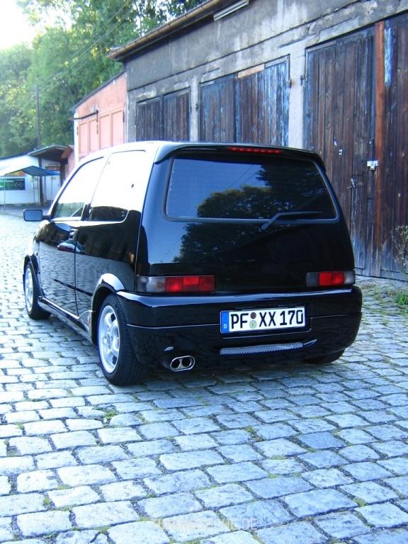 Fiat CINQUECENTO (170) 1.2 16 V Sporting Abarth Bild 487017