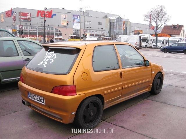 Peugeot 106 II (1) 1.1 i xr Bild 487492