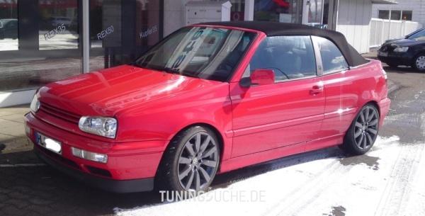 VW GOLF III Cabriolet (1E7) 01-1996 von BastiVR - Bild 488147