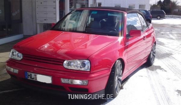 VW GOLF III Cabriolet (1E7) 01-1996 von BastiVR - Bild 488148