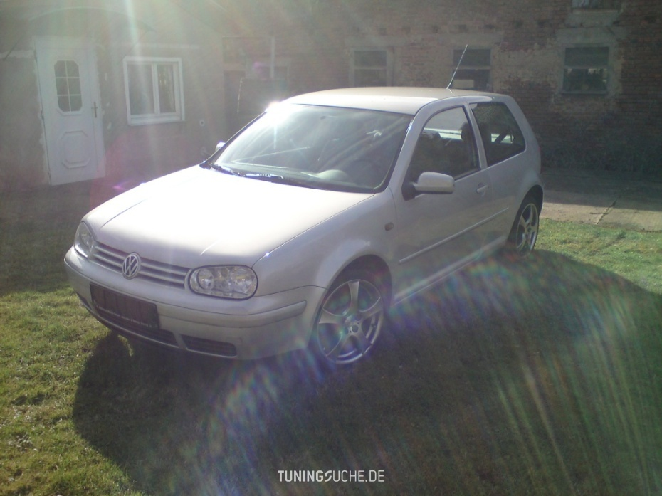 VW GOLF IV (1J1) 1.6  Bild 488177