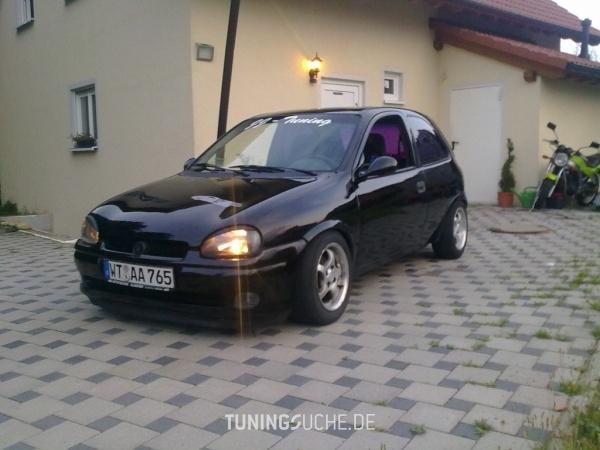Opel CORSA B (73, 78, 79) 07-1995 von JJ-Tuning - Bild 488306