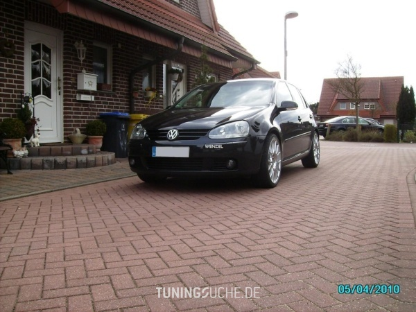 VW GOLF V (1K1) 12-2004 von ALDI - Bild 491838