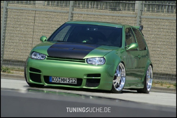 VW GOLF IV (1J1) 10-1998 von Captain - Bild 33028