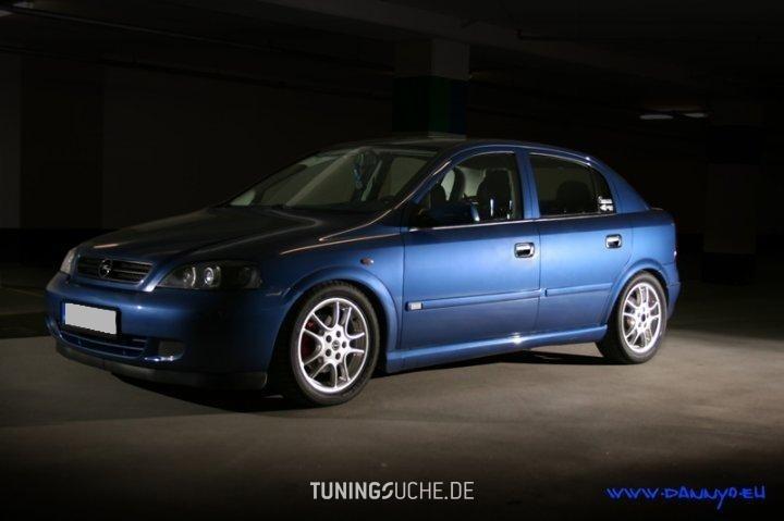 Opel ASTRA G Stufenheck (F69) 2.0 DTI 16V OPELIX Bild 492307
