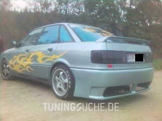 Audi 90 (89, 89Q, 8A, B3) 2.3 E B3 Bild 33131