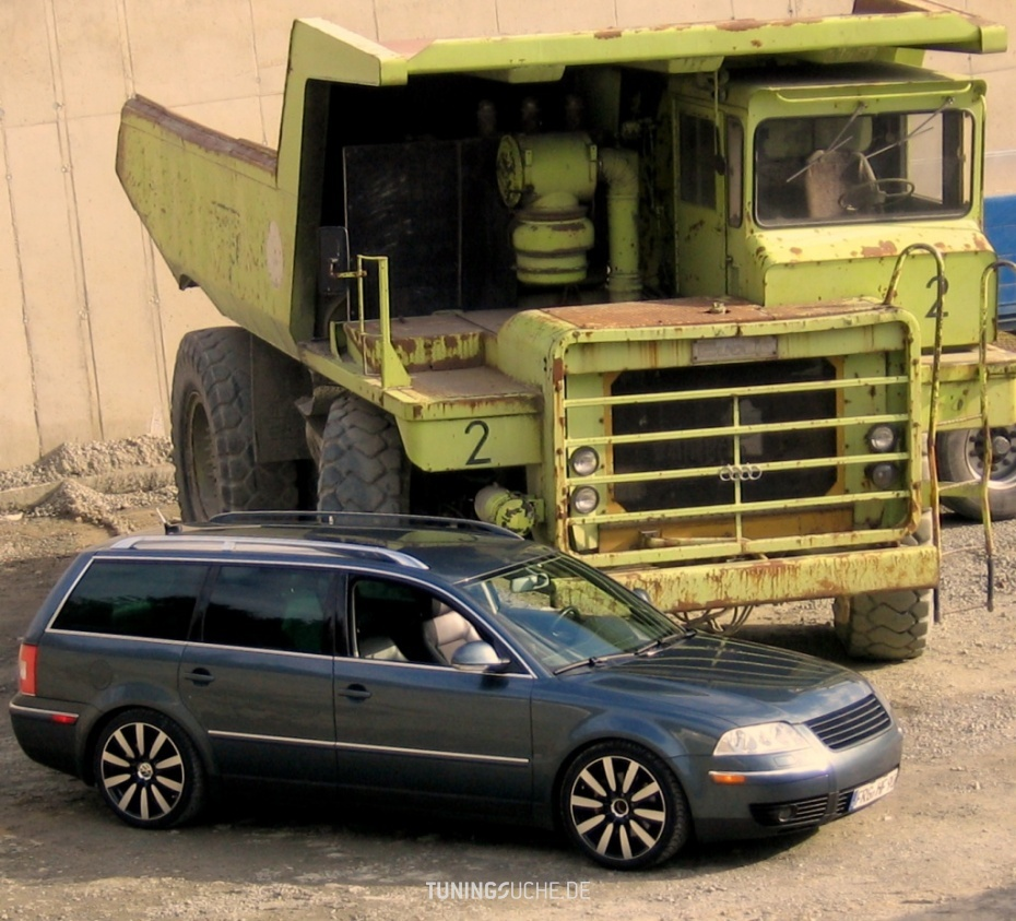 VW PASSAT Variant (3B6) 2.5 TDI 4motion Exclusive Bild 494550