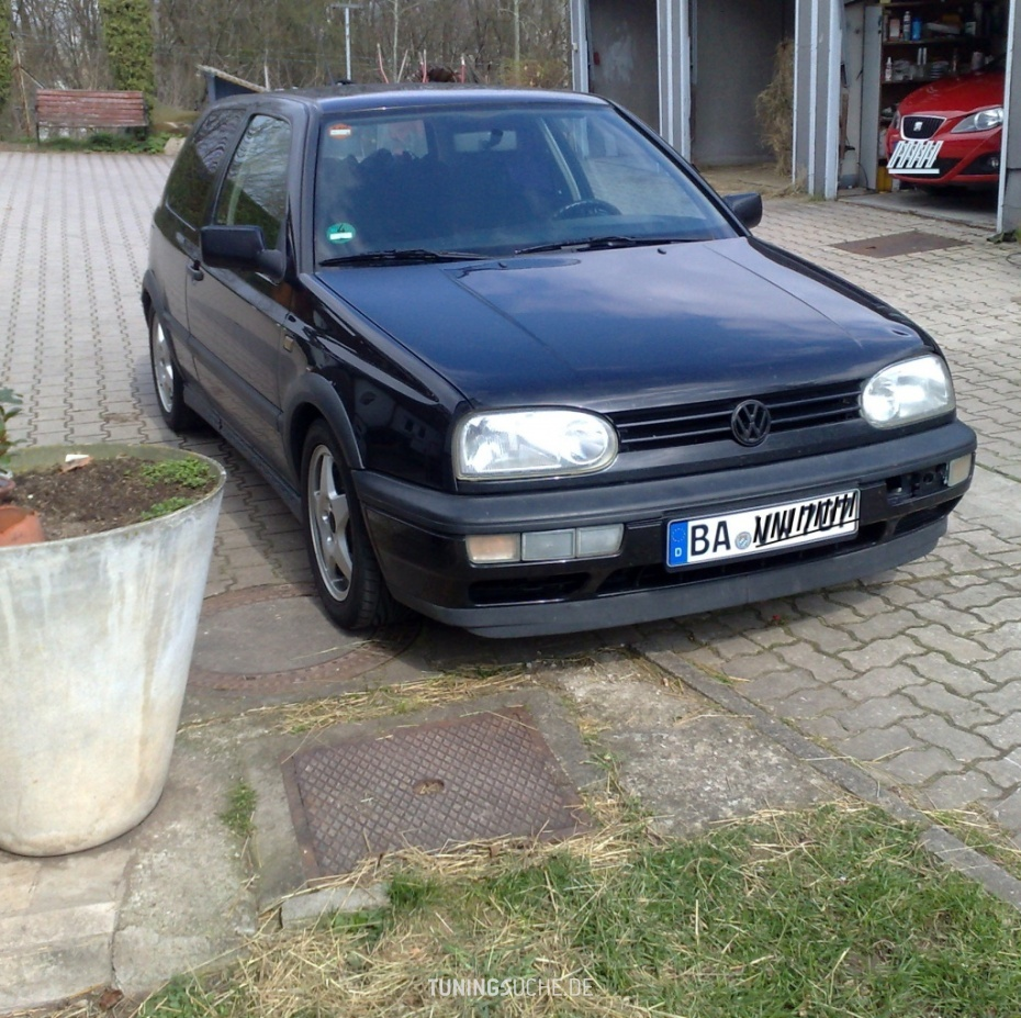 VW GOLF III (1H1) 2.0 GTI Bild 495542