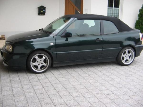 VW GOLF III Cabriolet (1E7) 01-1994 von roadrunner - Bild 512625