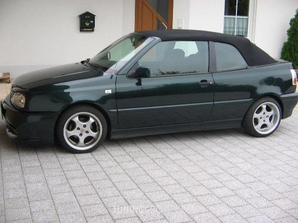 VW GOLF III Cabriolet (1E7) 1.8 Pink Floyd Bild 512625