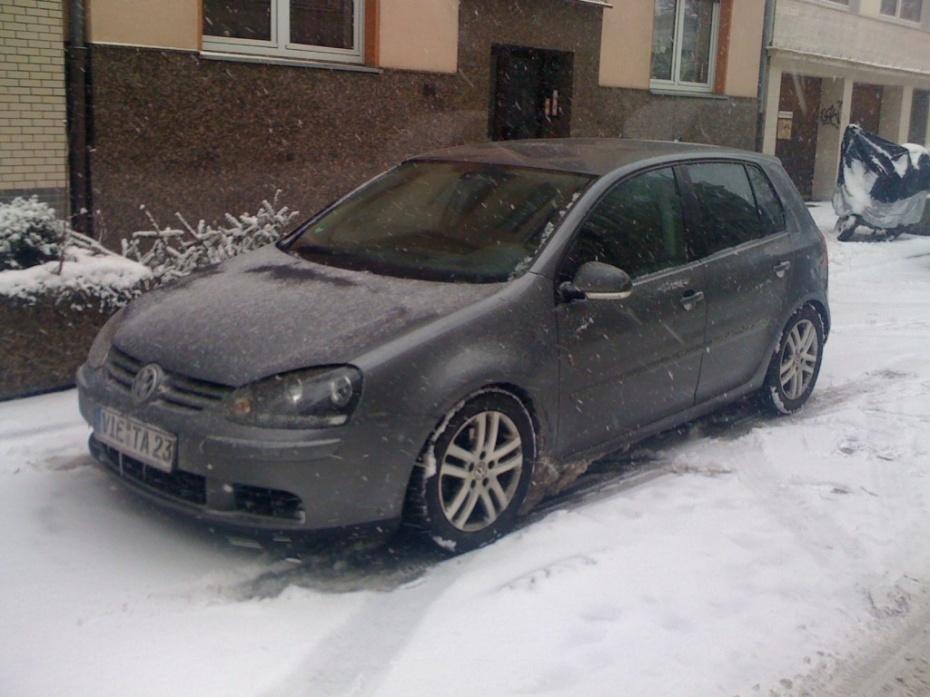 VW GOLF V (1K1) 2.0 TDI Sportsline Bild 512657
