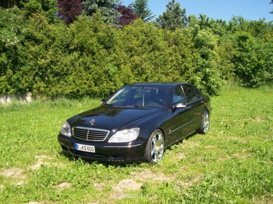 Mercedes Benz S-KLASSE (W220) S 400 CDI BRABUS D8S Bild 521630