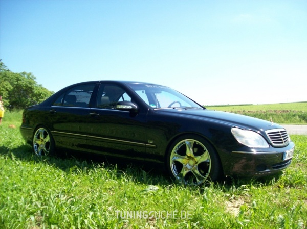 Mercedes Benz S-KLASSE (W220) 12-2001 von realgold - Bild 521631