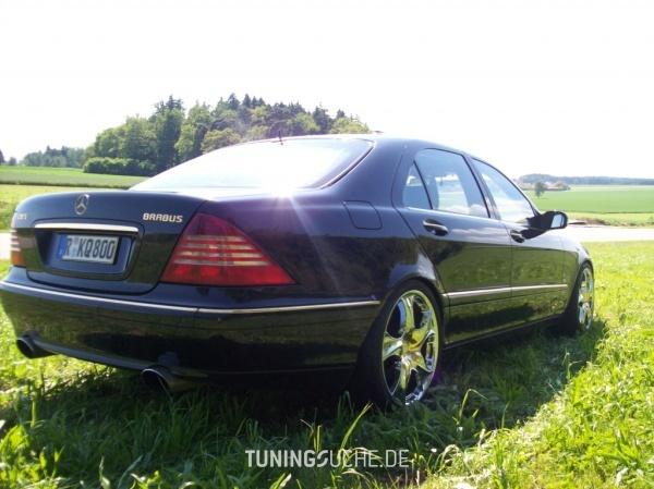 Mercedes Benz S-KLASSE (W220) 12-2001 von realgold - Bild 521634