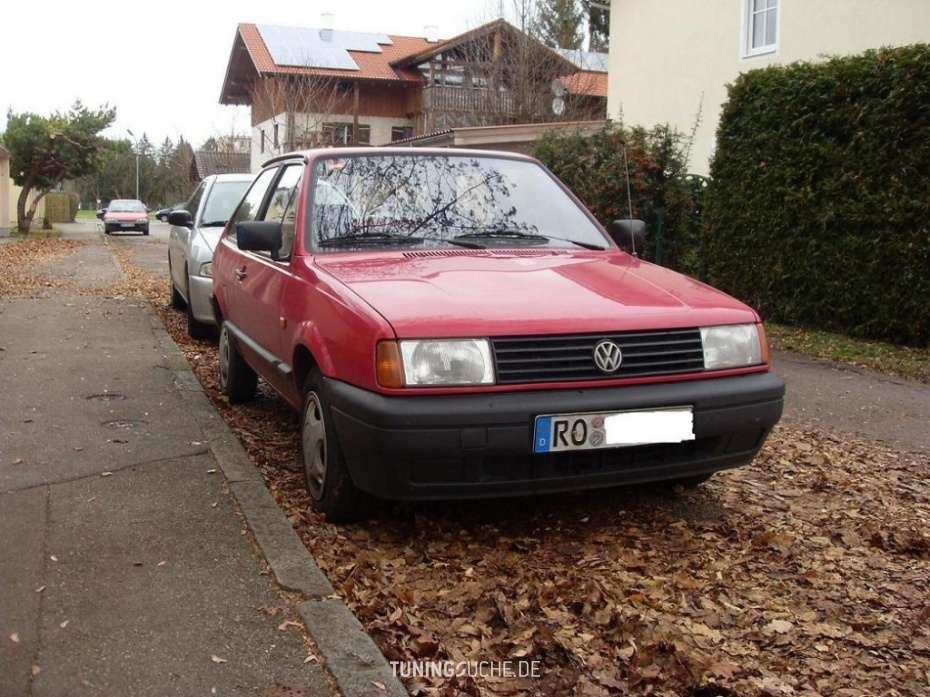 VW POLO (86C, 80) 1.3 Coupe Bild 525420
