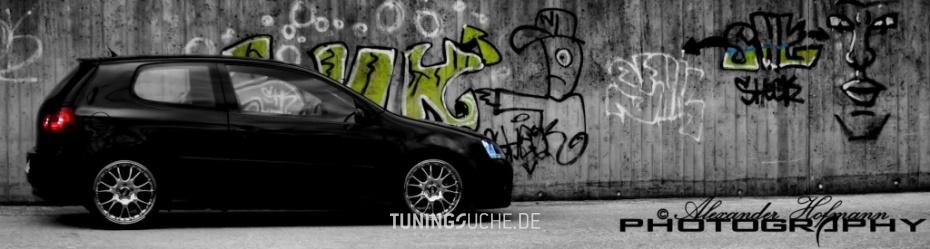 VW GOLF V (1K1) 1.4 16V Rabbit goes KBooM Style  Bild 525679
