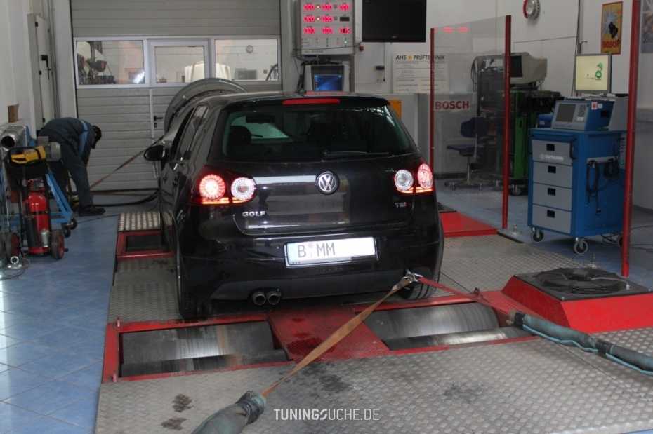 VW GOLF V (1K1) 1.4 TSI United Bild 526920