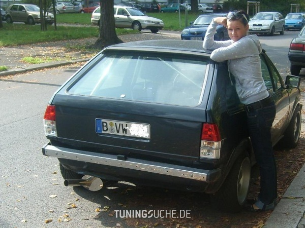 VW POLO Coupe (86C, 80) 03-1992 von G-LadenMartin - Bild 35759