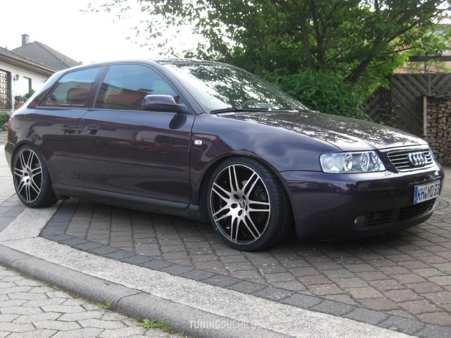 Audi A3 (8L1) 1.8 T  Bild 535215