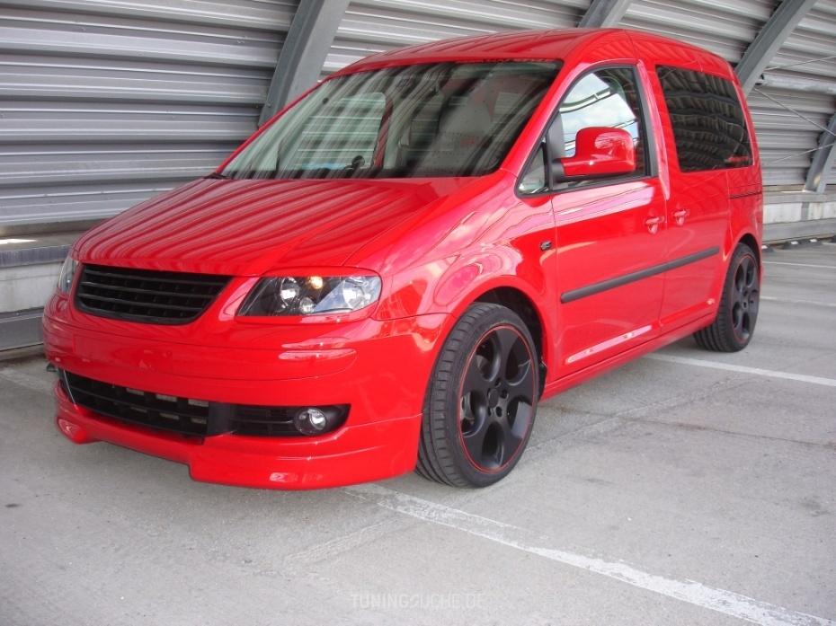 VW CADDY III Kombi (2KB, 2KJ) 1.4 16V  Bild 535818
