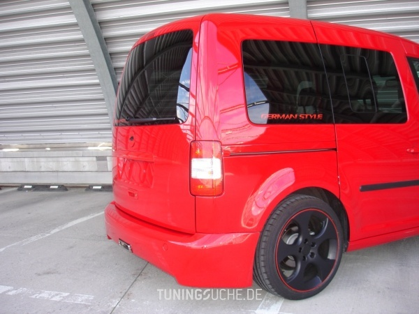 VW CADDY III Kombi (2KB, 2KJ) 10-2009 von rama373 - Bild 535828