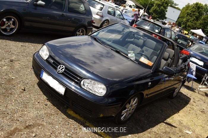 VW GOLF IV Cabriolet (1E7) 2.0  Bild 537619