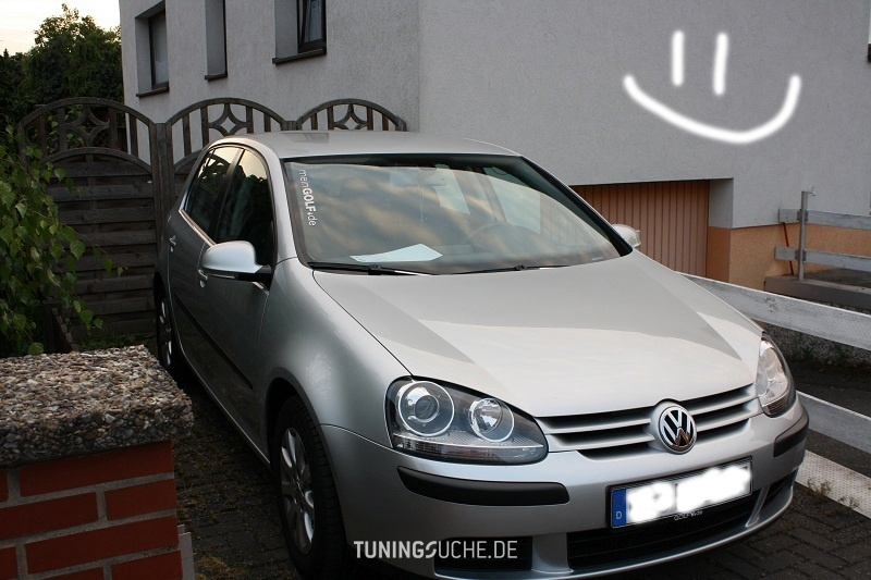 VW GOLF V (1K1) 2.0 TDI 16V Comfortline Bild 538075