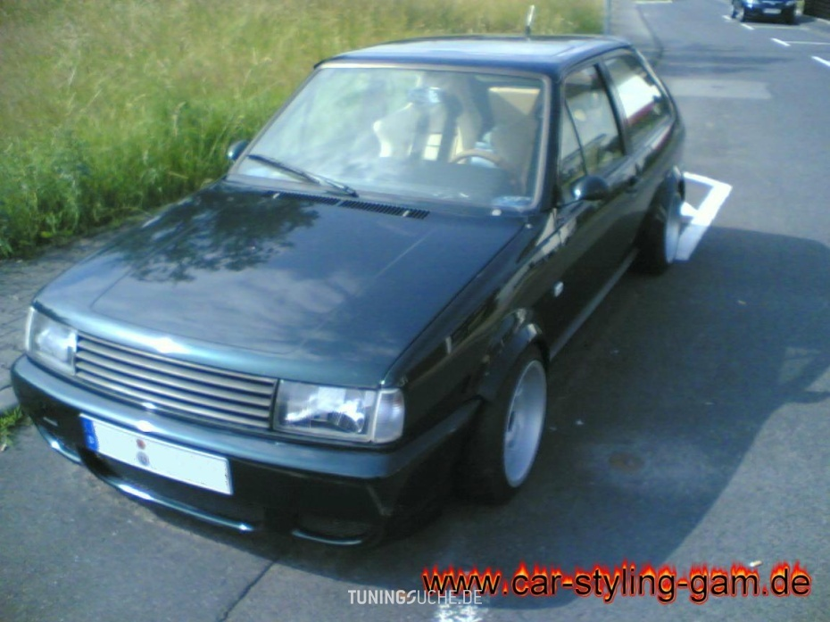 bild vw polo 86c - photo #7