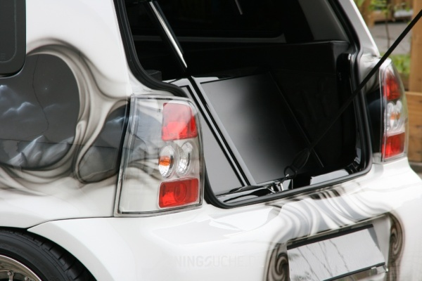 VW LUPO (6X1, 6E1) 02-2003 von derweissewolf - Bild 541761