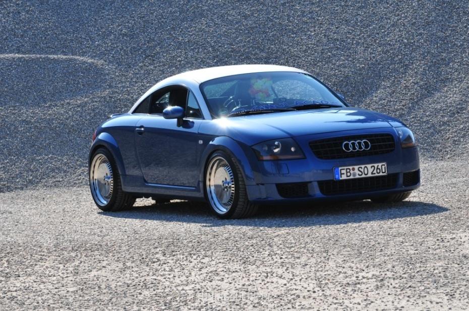 Audi TT (8N3) 1.8 T quattro quattro Bild 542250