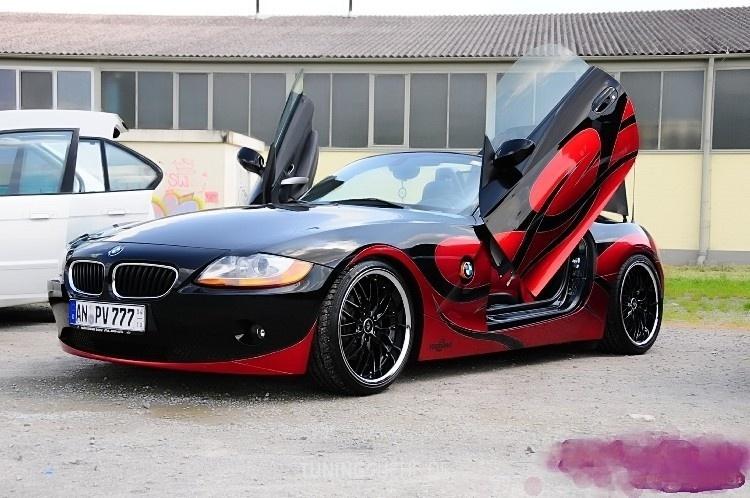 BMW Z4 (E85) 2.2 i  Bild 542271