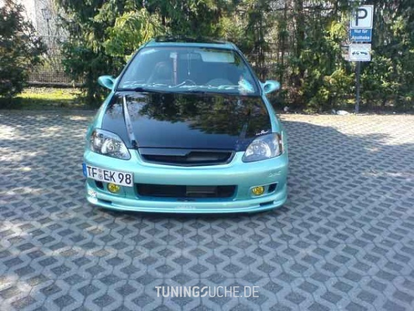 Honda CIVIC V Hatchback (EJ9, EK1/3/4) 00-1999 von blauer - Bild 543014