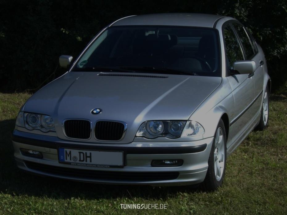 BMW 3 (E46) 316 i  Bild 543446