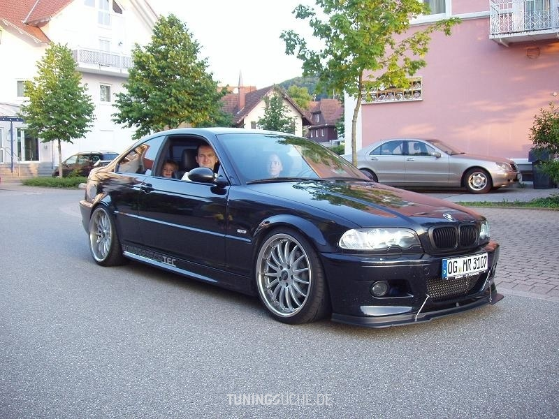 BMW 3 (E46) 325 i Kompressor (Rotrex) Umbau Bild 543985