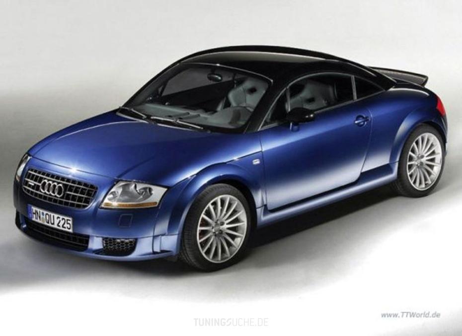 Audi TT (8N3) 1.8 T quattro  Bild 545474