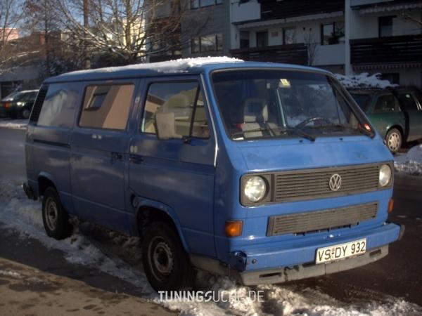 VW TRANSPORTER T3 Bus 06-1989 von DirkH - Bild 546168