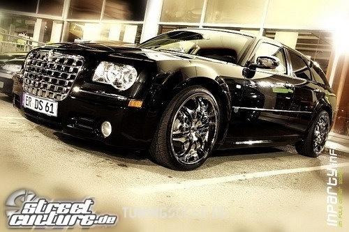 Chrysler 300 C Touring 04-2007 von Psycho-Schuppe - Bild 547385