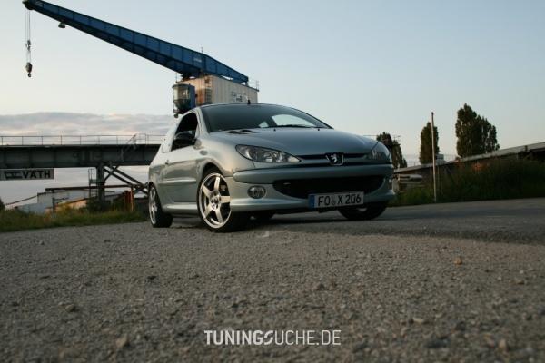 Peugeot 206 Schrägheck (2A/C) 10-1999 von Crank_SR - Bild 555160