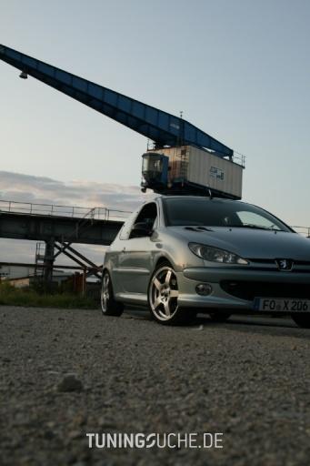 Peugeot 206 Schrägheck (2A/C) 10-1999 von Crank_SR - Bild 555165