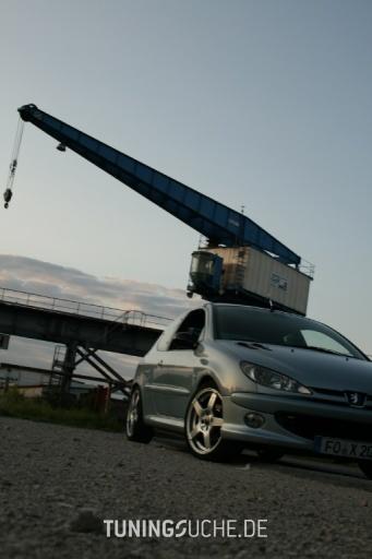 Peugeot 206 Schrägheck (2A/C) 10-1999 von Crank_SR - Bild 555167
