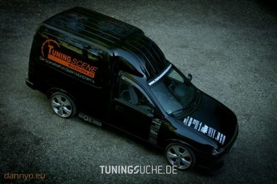 Opel COMBO (71) 1.7 D Sport Transporter mit 2.0 16 V Turbo Motor Bild 557623