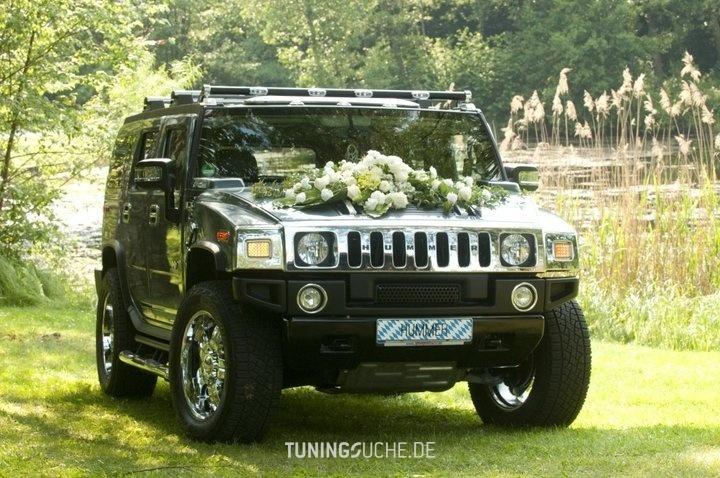 HUMMER H2  SUV Bild 558347