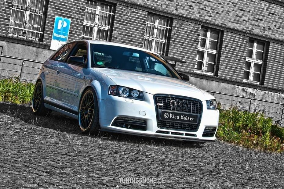 Audi A3 (8P1) 2.0 TDI S-Line Bild 558954